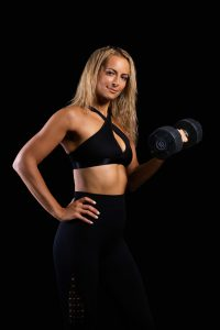 light gels photography fitness